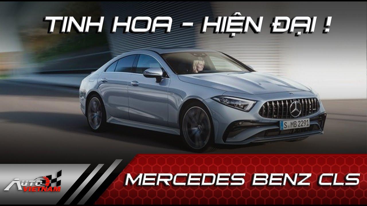 Mercedes Benz CLS 2022 ra mắt, Toyota và Hyundai thống trị thị trường ô tô Việt Nam l News 22.