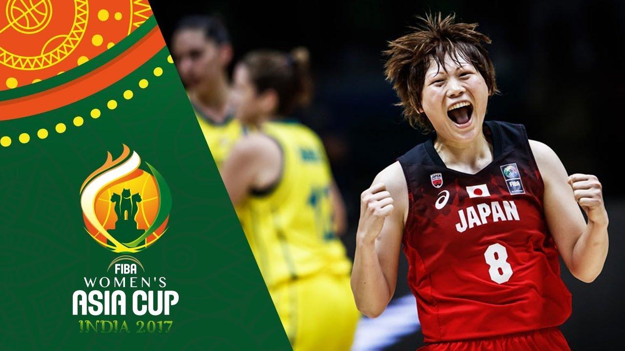 Australia v Japan - Full Game - Final