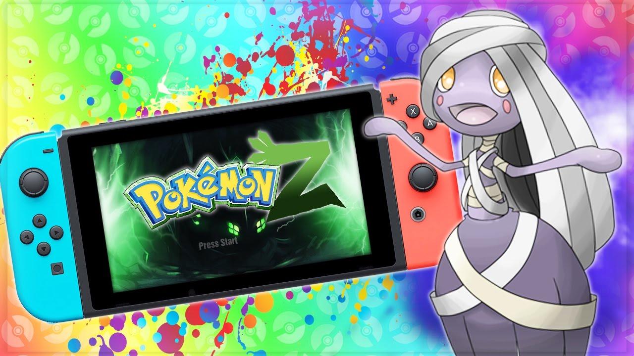 Nuevos Pokemon Para Nintendo Switch Proximo Juego De Pokemon