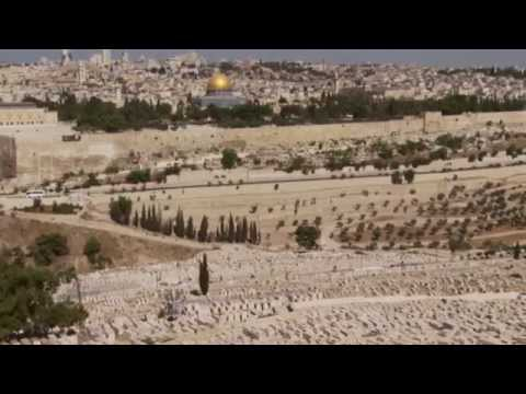 Land Of The Bible Mount of Olives