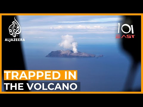 New Zealand: Trapped in the Volcano | 101 East