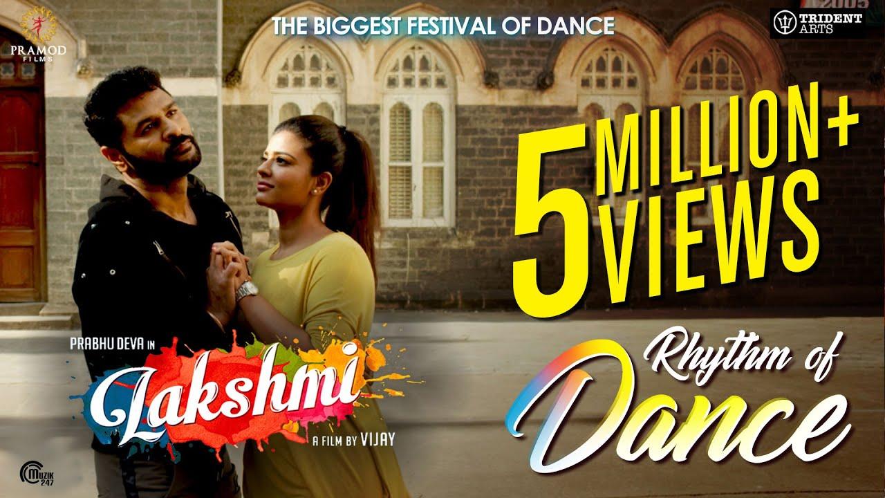 Download Lakshmi   The Rhythm of Dance  Tamil     Prabhu Deva, Ditya Bhande, Aishwarya Rajesh  Sam CS   Vijay
