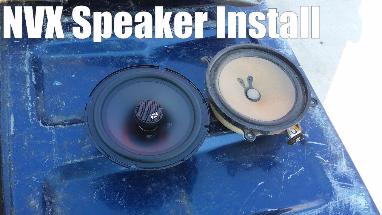95 obs chevy door speaker install youtube. Black Bedroom Furniture Sets. Home Design Ideas