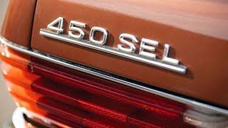 First top S-class - Mercedes-Benz 450 SEL 6.9 w116 1979