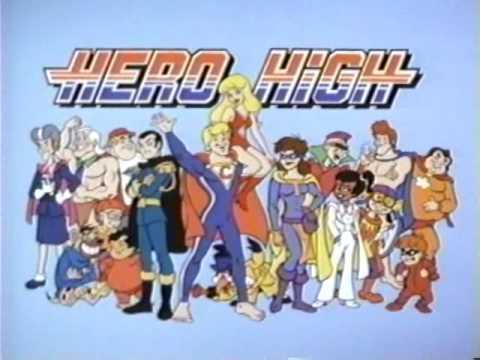 [Animação/Games]Hero High - A Lenda de Zelda... na escola?! Hqdefault