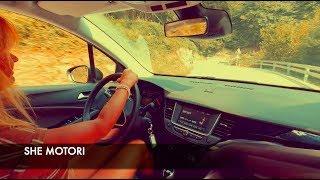 OPEL CROSSLAND X #testdrive #opel #giannigini #bellagiosailing