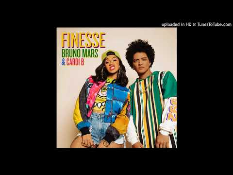 Finesse Remix Bruno Mars Ft Cardi B Clean Version