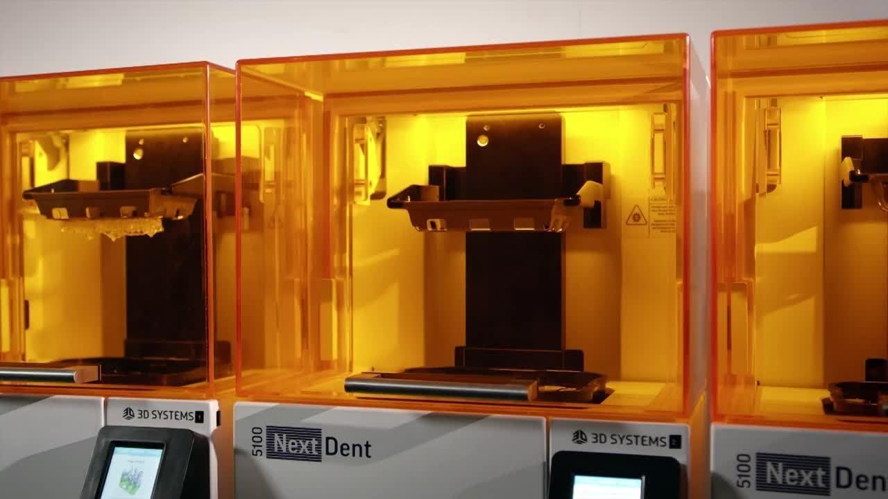 NextDent 5100 | 3D Systems