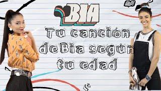 Tu canción de Bia según tu edad💜/Bia Music