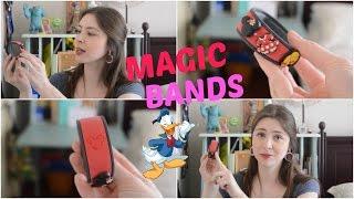 Disney World: Qué son las Magic Bands / Andrea Larrabe