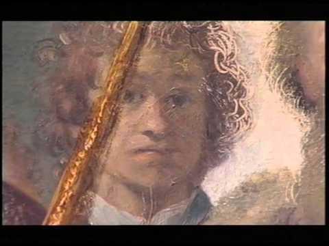 Rembrandt van Rijn (1606-1669) BBC, Величие Рембрандта и его портреты
