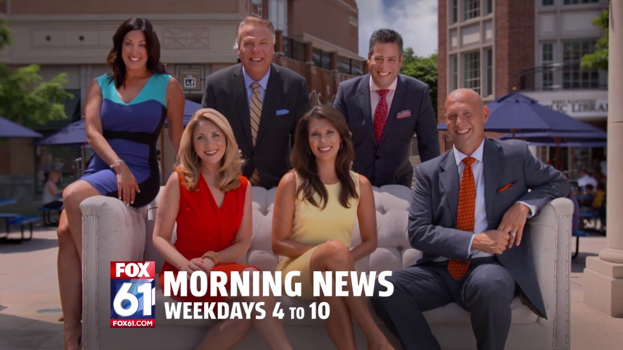 FOX 61 Morning News All CT 10