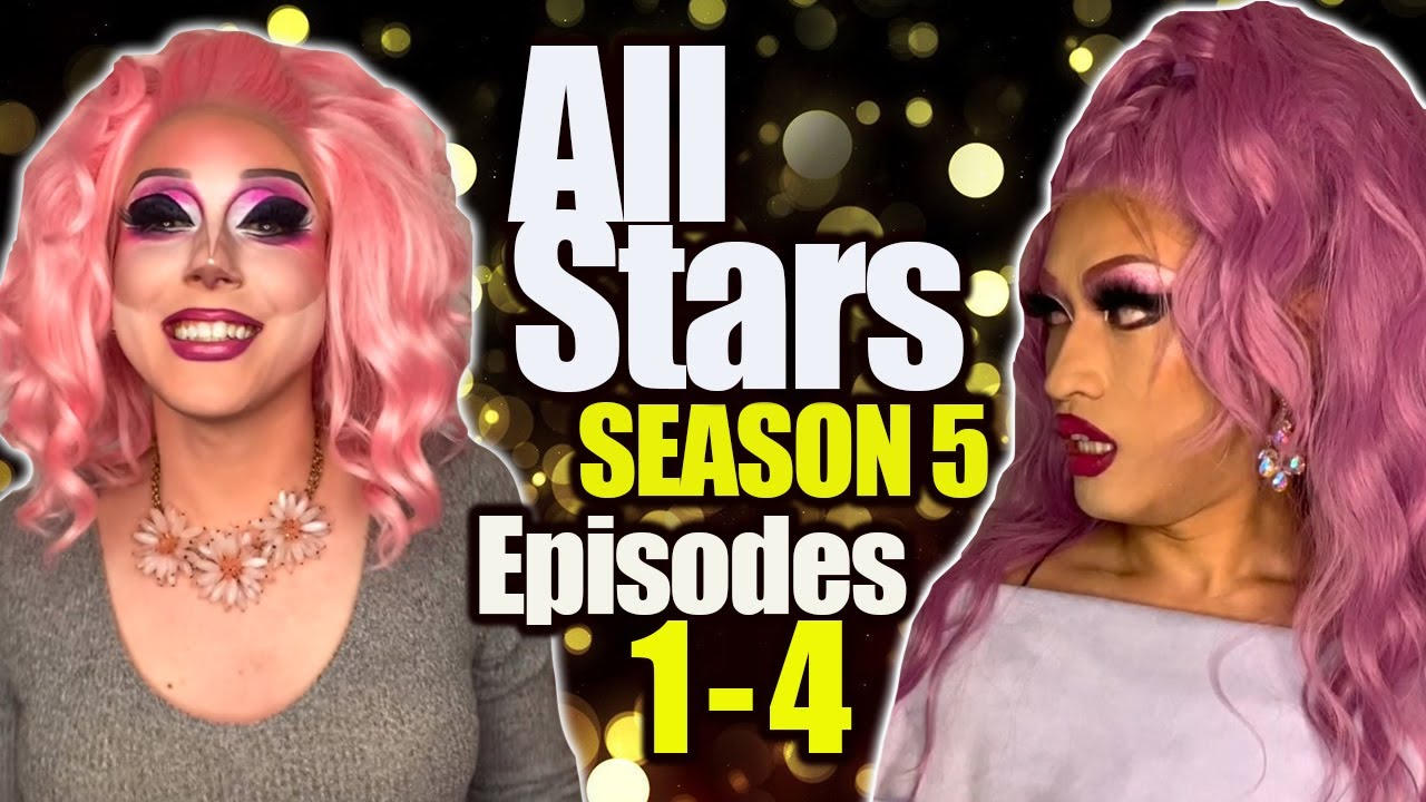 IMHO | Drag Race All Stars S05E01-04 Review