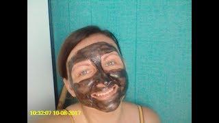 Тестирование маски. Маска пленка против раздражений, прыщей и черных точек Compliment