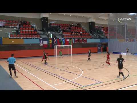 NEW ZEALAND v SAMOA  |  Women's Highlights - OFC YOUTH FUTSAL TOURNAMENT