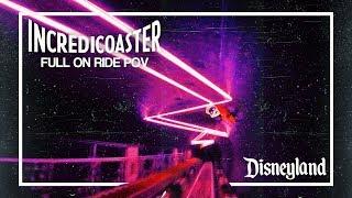 Incredicoaster Full POV (Sunset) [4K] || Nathan Naiker