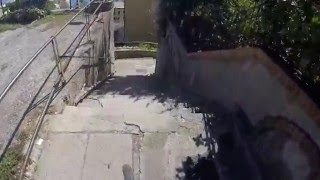 Stair DownHill Liguria