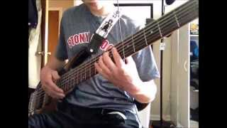 Mudvayne Pharmaecopia Bass Cover