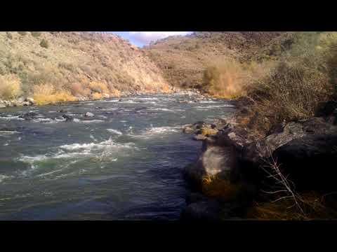 Rapids on the Rio Grande. Beautiful river!