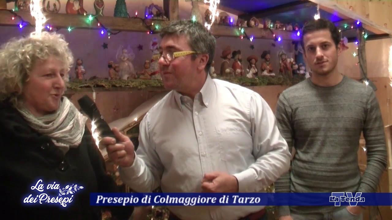 La via dei presepi - 3 - Colmaggiore di Tarzo