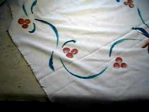Tea Table Cloth 4