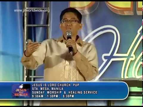 Jesus, lover of my soul - Ptr. Nick Dionisio