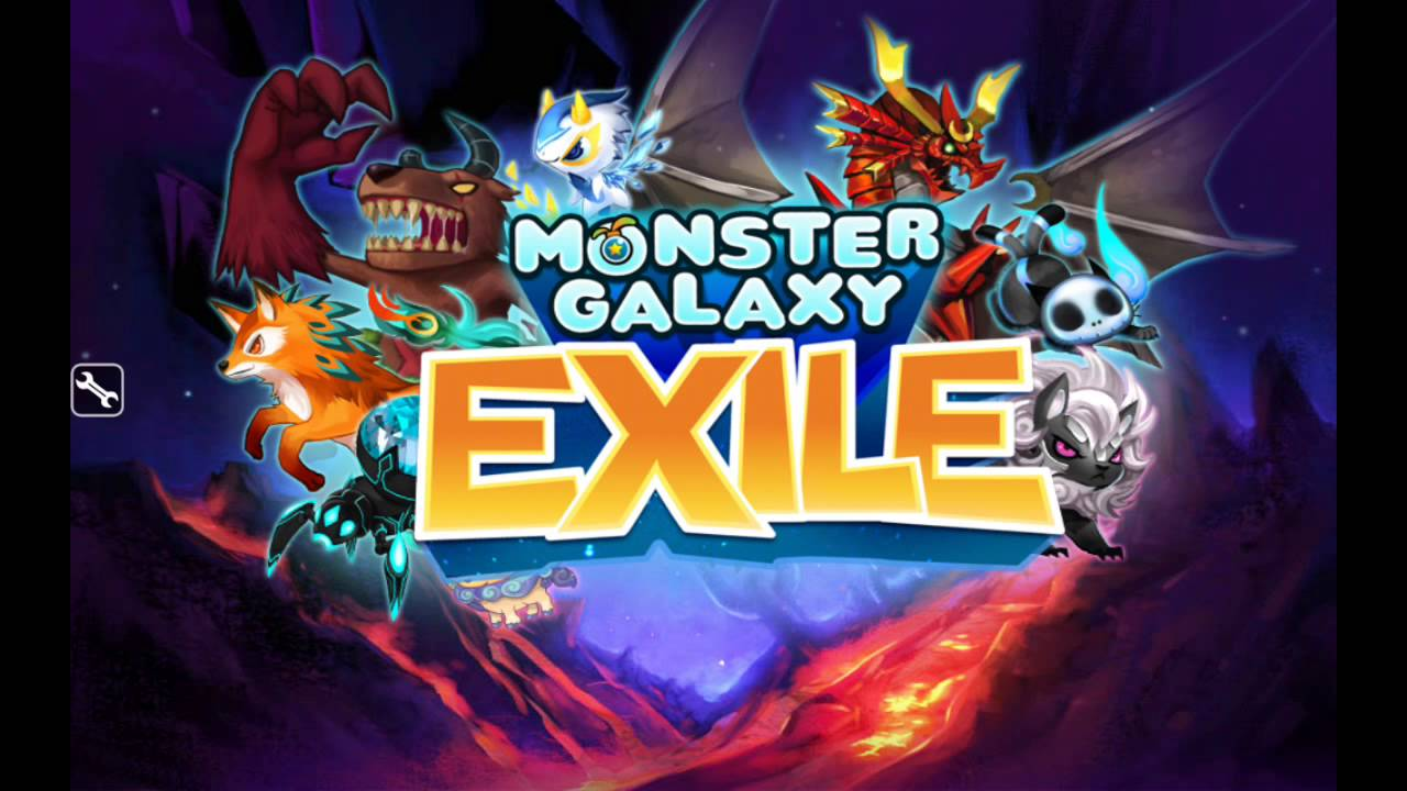 monster galaxy exile mod apk android 1