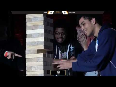Goodwill of OC's Charity Invitational - Jenga - Smash Ultimate Vs. SFV