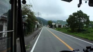 徳島バス 引田線 前面展望 鳴門駅前~うずしおふれあい公園前~引田駅前~翼山温泉