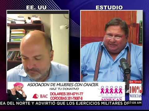 JAIME ARELLANO - 16-08-17 Invitado: Carlos Ponce Director de Freedom House para Latinoamerica