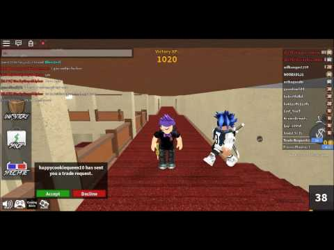 ROBLOX/ Murder mystery 2 knives redeem codes - YouTube