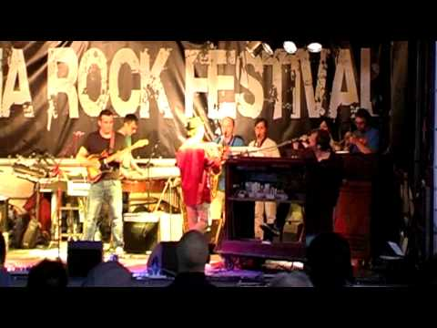 "Florentine Pogen + Andy + Inca Road - Frank Zappa ""I Virtuosi dal Pianeta Talento"""