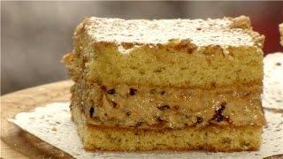 Нежный Белковый Заварной Крем - Чудо на Ваших Десертах!!! для торта