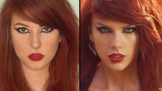 Taylor Swift Bad Blood | Make Up Tutorial | Gleace24