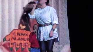 Денис Симуков и Светлана Рерих - Две ладошки (live)