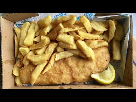 Fish And Chips + Vodka
