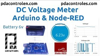 Measure Voltage And Current With Arduino