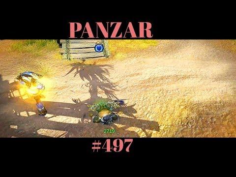 видео: panzar - Игроки золотой лиги и босяк сап #497