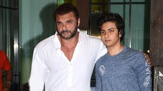 Arbaaz Khan's Son Looking Tocopy Of Father