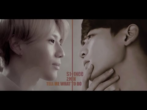 2min《 Tell Me What To Do 》Music Video