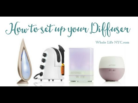 how-to-set-up-your-diffuser-|-doterra-diffuser-|-how-to-use-essential-oil-diffusers