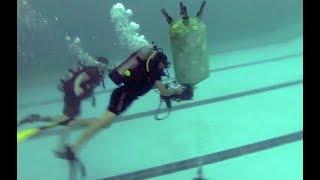 EOD Training with SHARK MARINE SONAR - Underwater Mine Locator