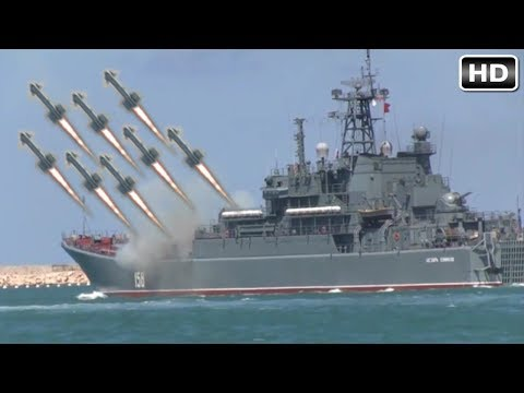 Russian Navy Parade Shows off MOST ULTIMATE WEAPONS