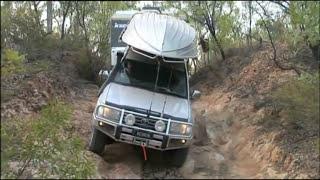 GALL BOYS - 4WD MAYTOWN TRACK - AUSTRALIAN OFFROAD