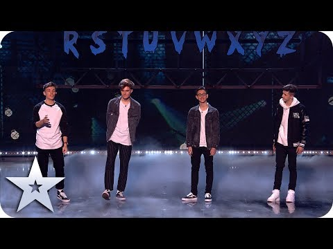 Stranger things are happening! 4MG make the right connection | The Final | BGT 2019