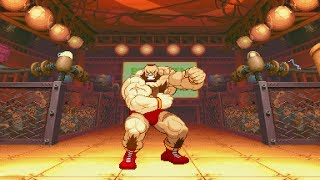 Street Fighter Alpha 2 OST Zangief Theme