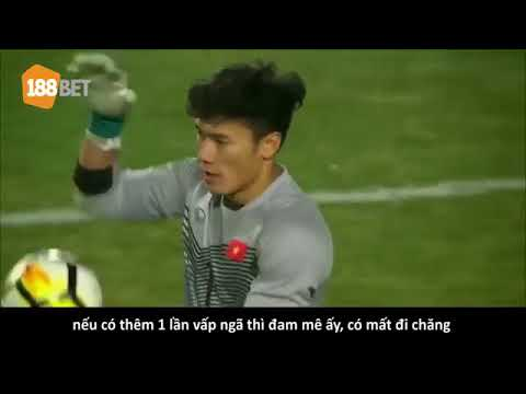 Rap về Bùi Tiến Dũng Thánh bắt 11 mét   Yi Sung Nguyễn   YouTube 360p