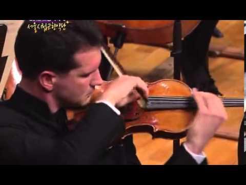 Sibelius: Concerto in D minor Op. 47 - I. Allegro moderato Svetlin Roussev, violin