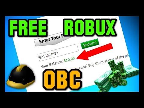 ROBLOX BEDAVAYA OBC HİLESİ !!!/ ROBLOX FREE OBC HACK - YouTube