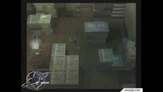Metal Gear Solid 2: Substance Xbox Gameplay_2002_09_20_7